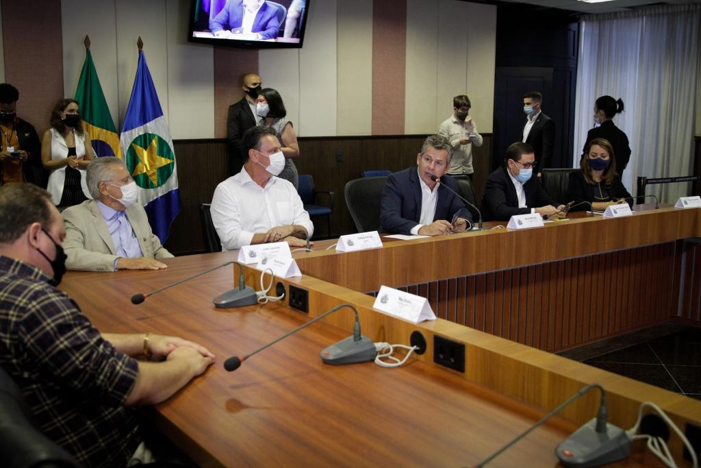 Foto: Michel Alvim - SECOM/MT